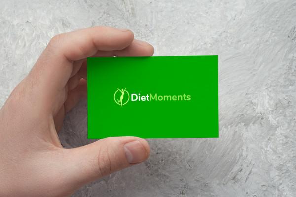 Sample branding #3 for Dietmoments