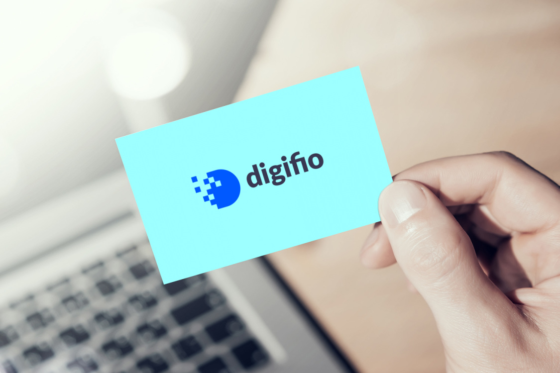 Sample branding #2 for Digifio