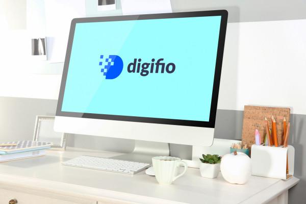 Sample branding #3 for Digifio