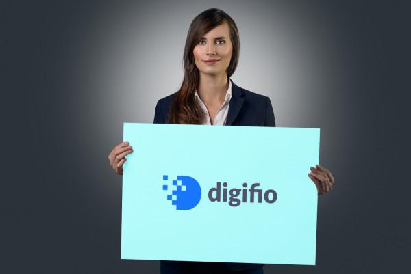 Sample branding #1 for Digifio
