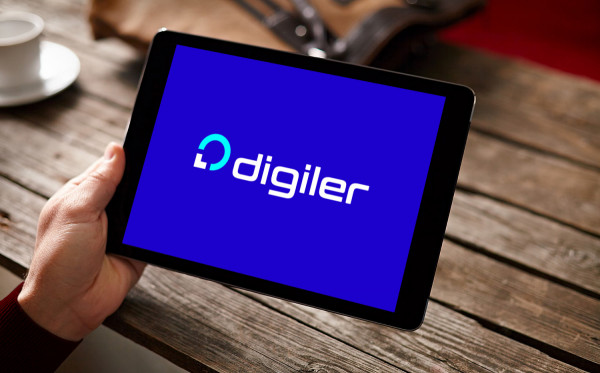 Sample branding #1 for Digiler