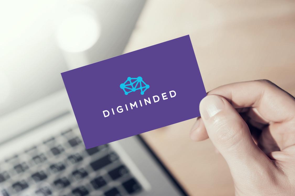 Sample branding #1 for Digiminded