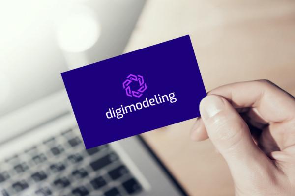 Sample branding #1 for Digimodeling