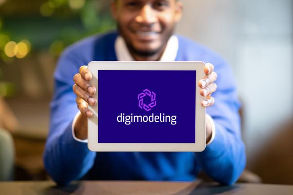 Sample branding #3 for Digimodeling
