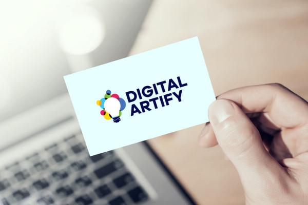 Sample branding #3 for Digitalartify