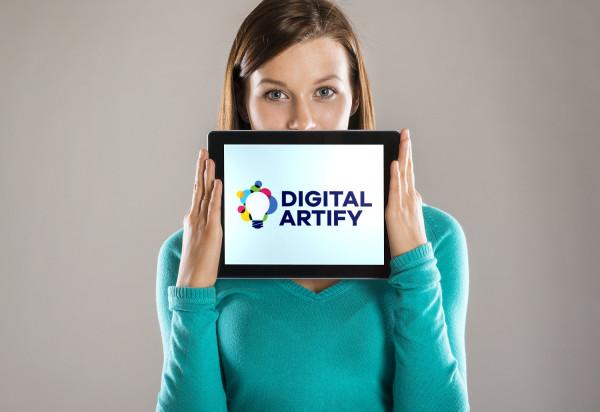 Sample branding #1 for Digitalartify