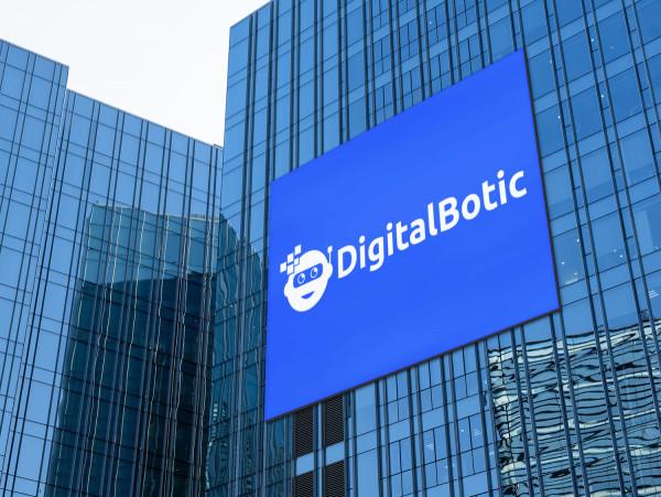 Sample branding #3 for Digitalbotic
