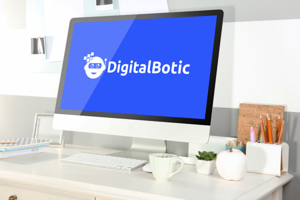 Sample branding #1 for Digitalbotic