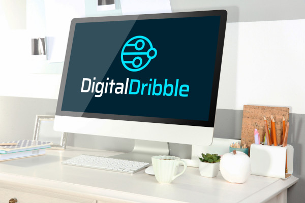Sample branding #1 for Digitaldribble