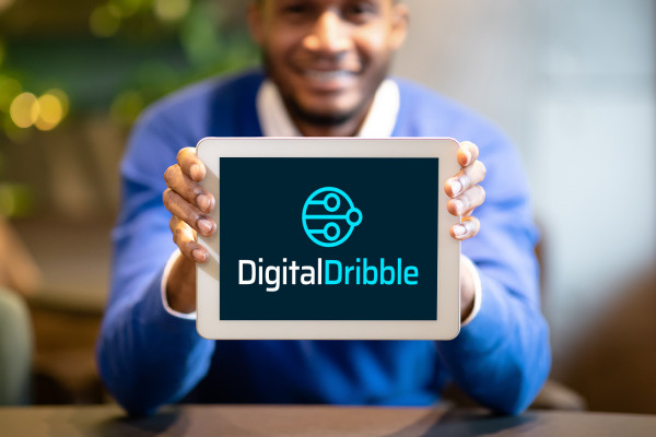 Sample branding #3 for Digitaldribble