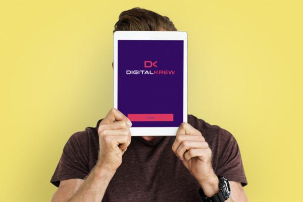 Sample branding #1 for Digitalkrew