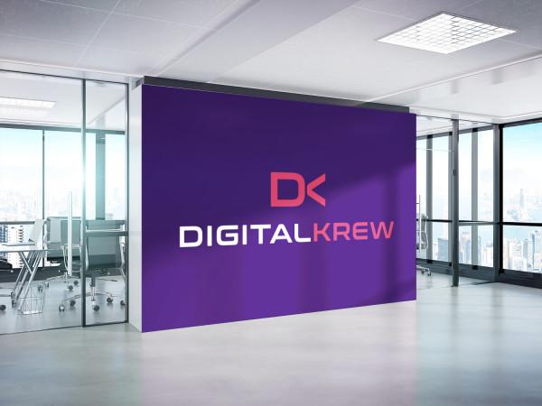 Sample branding #2 for Digitalkrew