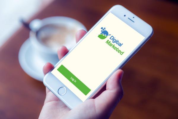 Sample branding #3 for Digitalmarketed