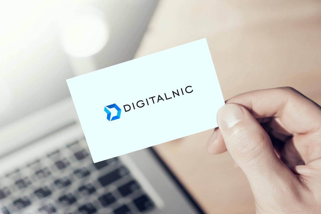 Sample branding #3 for Digitalnic