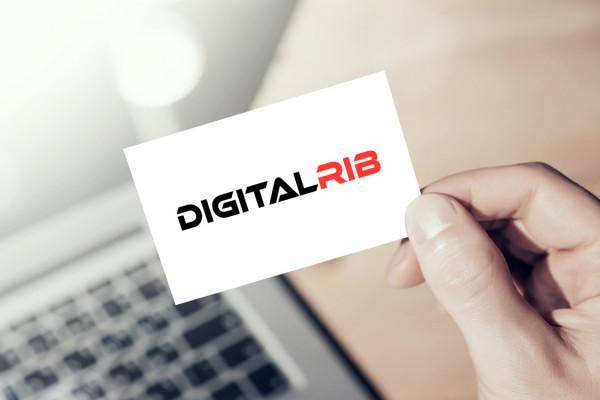Sample branding #3 for Digitalrib