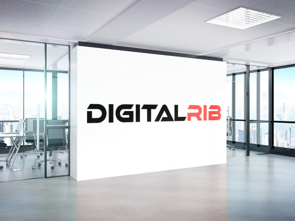 Sample branding #2 for Digitalrib