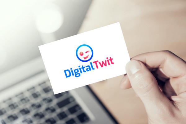 Sample branding #3 for Digitaltwit