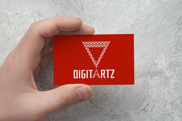 Sample branding #1 for Digitartz