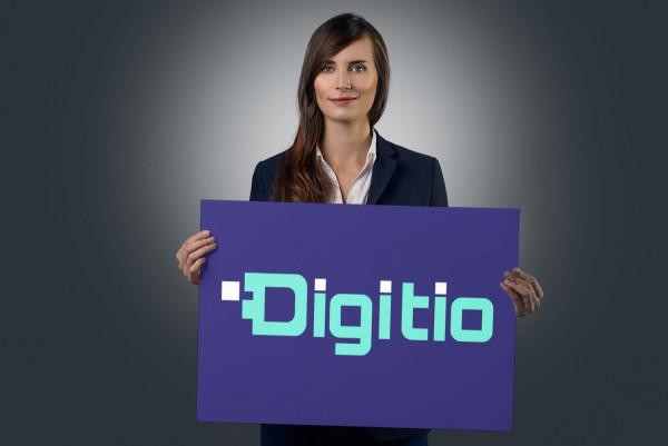 Sample branding #3 for Digitio
