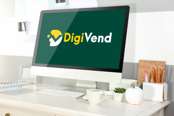 Sample branding #1 for Digivend