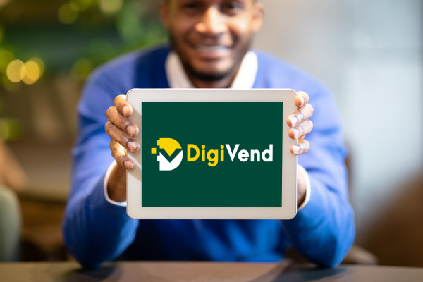 Sample branding #2 for Digivend