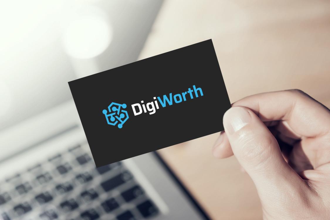 Sample branding #2 for Digiworth