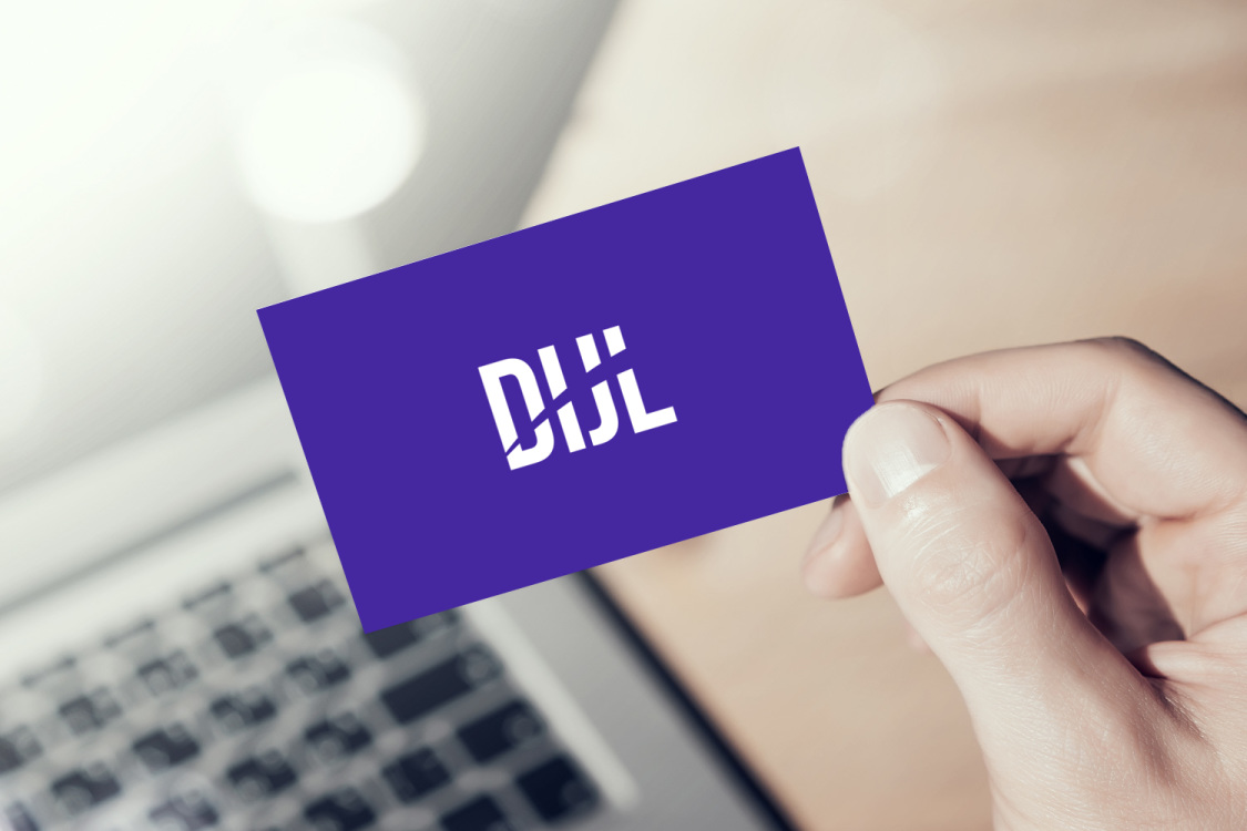 Sample branding #1 for Dijl