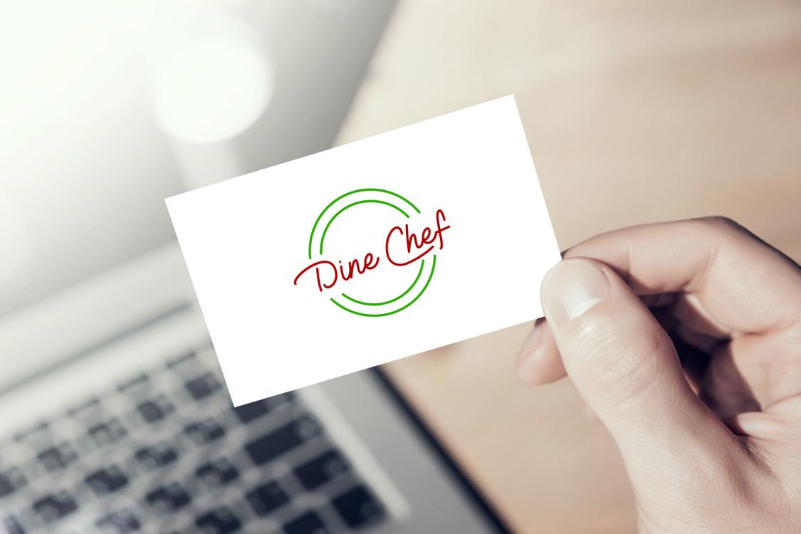 Sample branding #3 for Dinechef