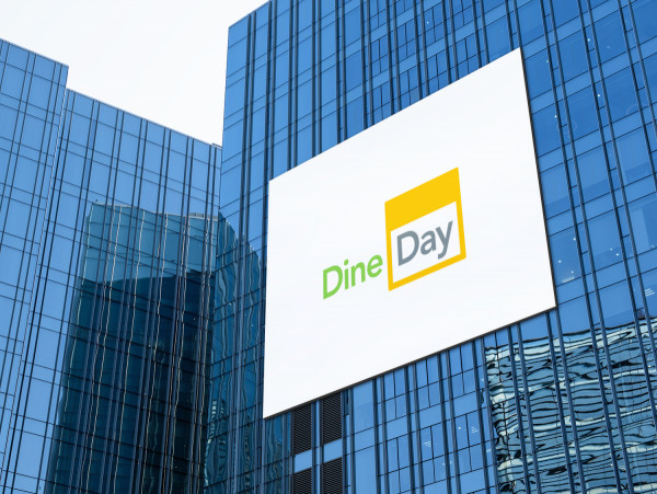 Sample branding #1 for Dineday