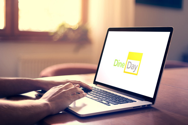 Sample branding #3 for Dineday
