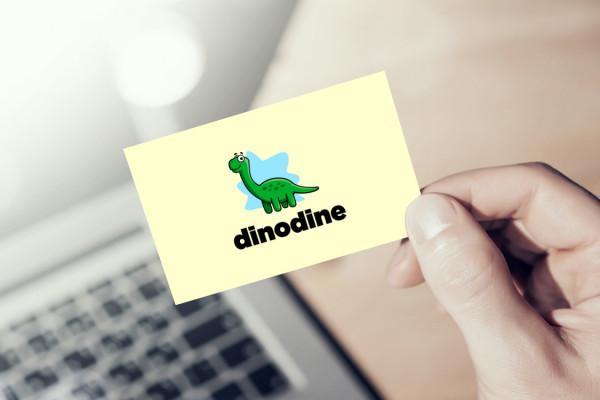 Sample branding #1 for Dinodine