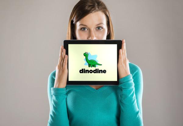 Sample branding #2 for Dinodine