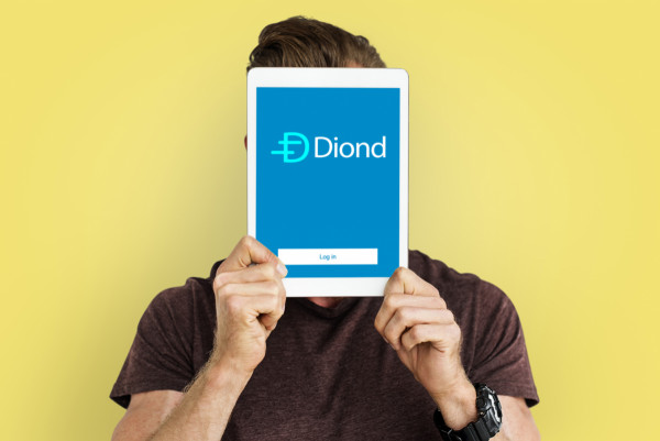 Sample branding #1 for Diond