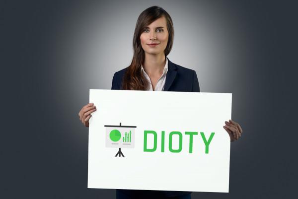 Sample branding #1 for Dioty