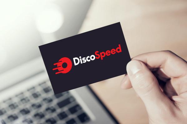 Sample branding #1 for Discospeed