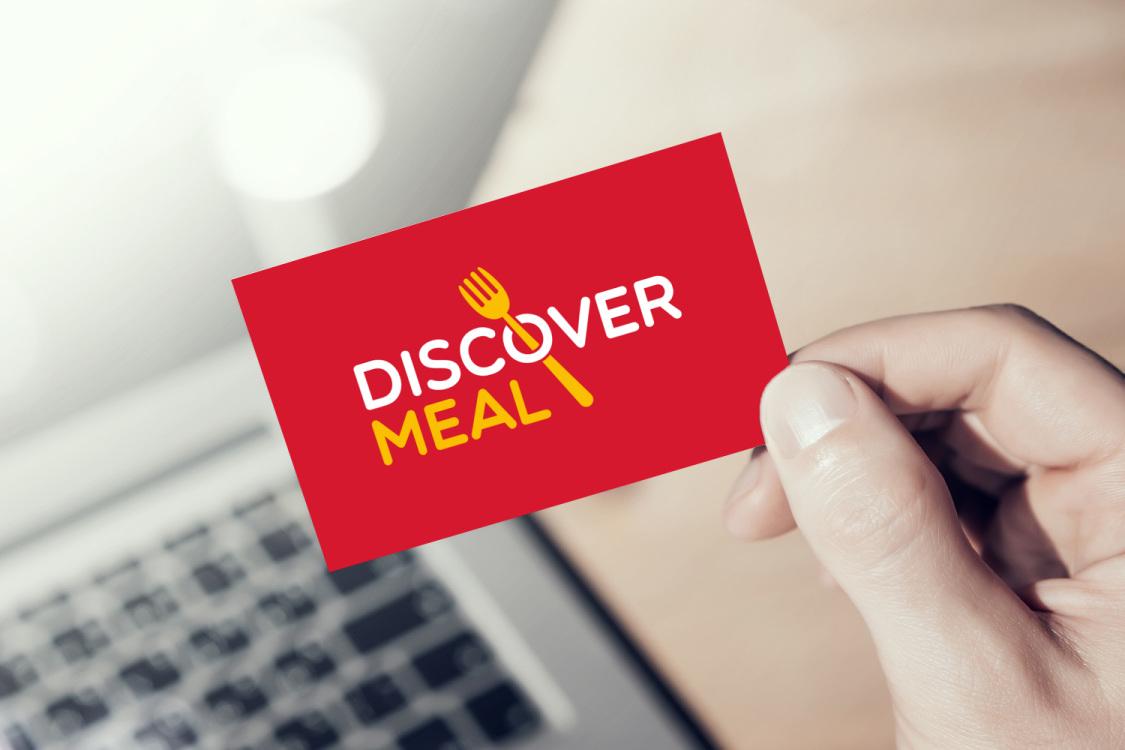 Sample branding #1 for Discovermeal
