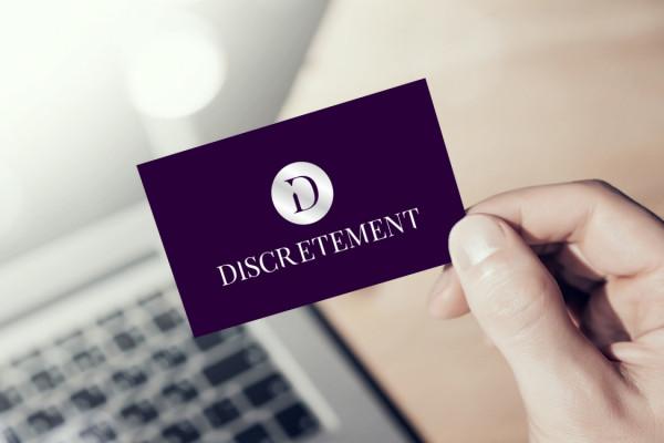 Sample branding #1 for Discretement