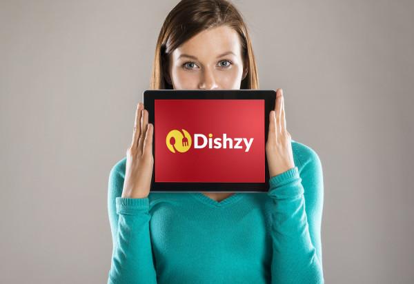 Sample branding #3 for Dishzy