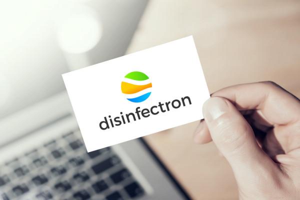 Sample branding #3 for Disinfectron