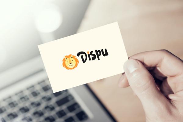 Sample branding #2 for Dispu