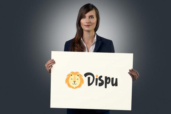 Sample branding #3 for Dispu
