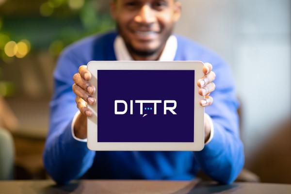 Sample branding #3 for Dittr