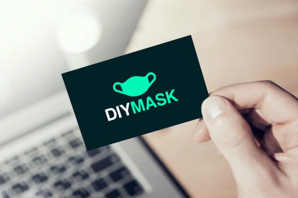 Sample branding #3 for Diymask