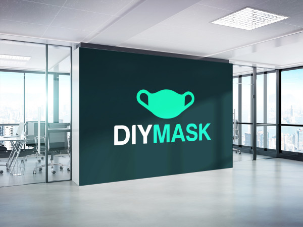 Sample branding #1 for Diymask