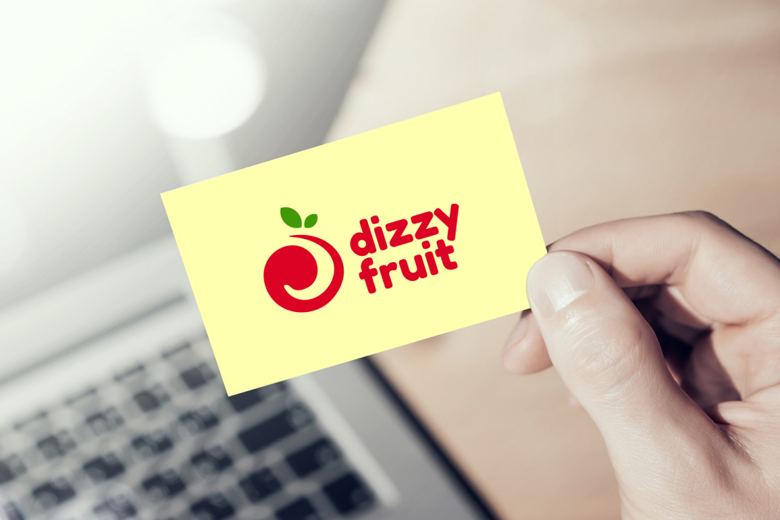 Sample branding #3 for Dizzyfruit