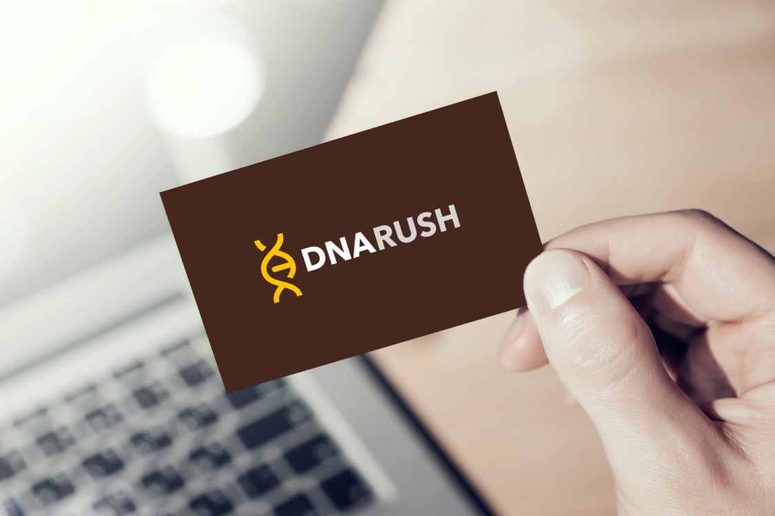 Sample branding #3 for Dnarush
