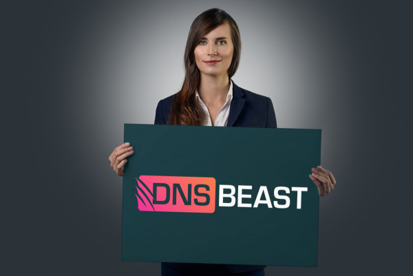 Sample branding #3 for Dnsbeast