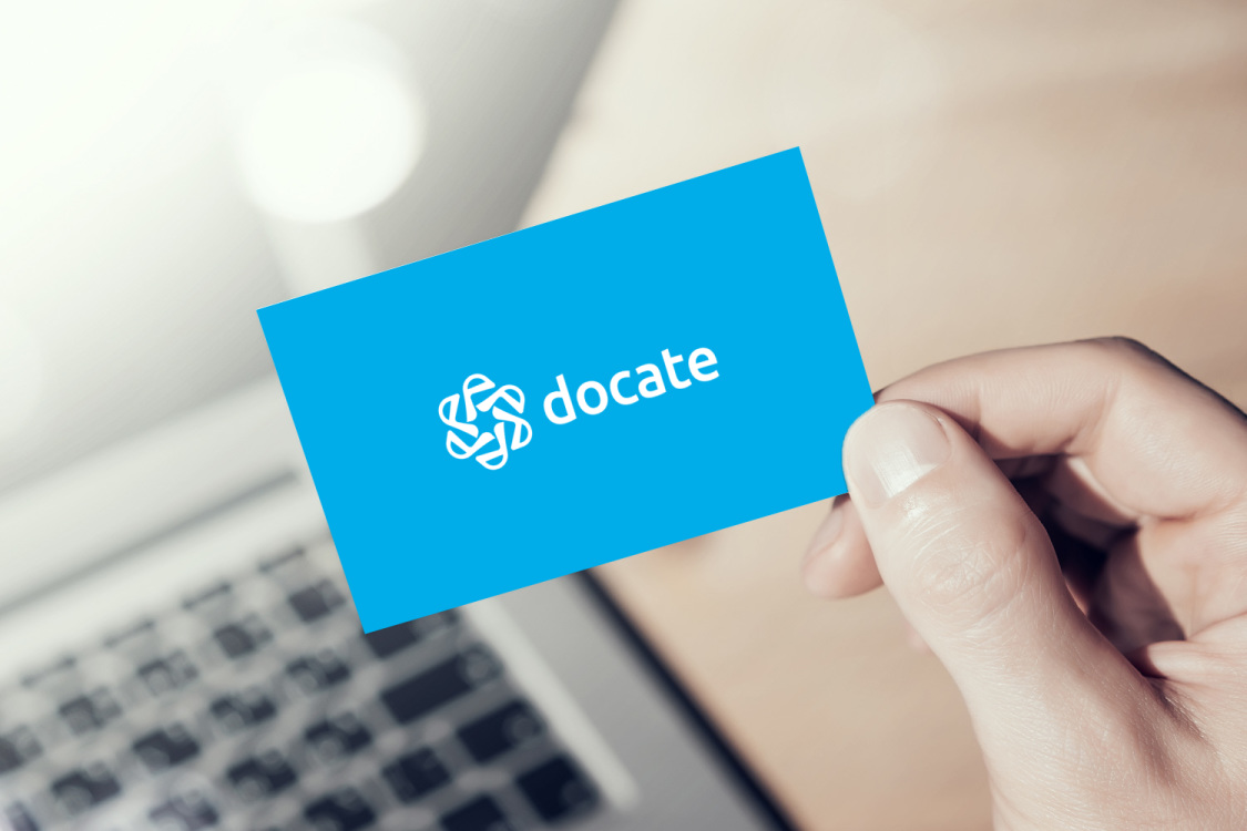 Sample branding #2 for Docate