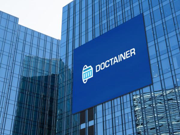 Sample branding #2 for Doctainer