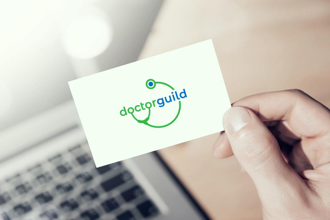 Sample branding #1 for Doctorguild